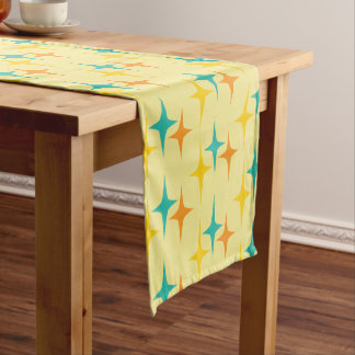 Nifty fifties - triple starburst table runner