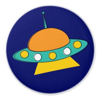 Nifty fifties - UFO knob