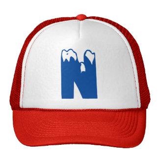 """Nifty """"N"""" Trucker Cap Trucker Hat"""