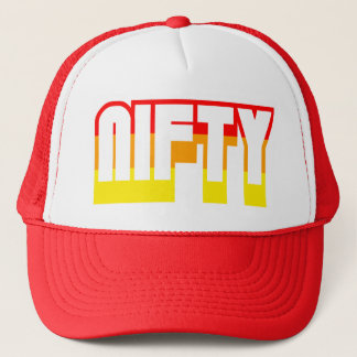 Nifty Trucker Hat