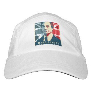 Nigel Farage - Make Europe Great Again - -  Headsweats Hat