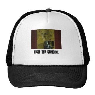 Nigel le chapeau de cartel casquette de camionneur