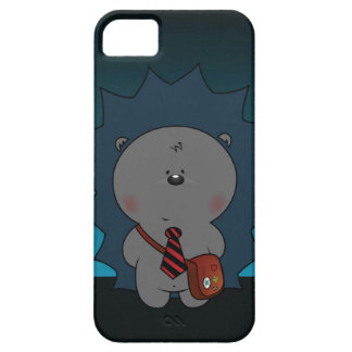nigel le hérisson coque iPhone 5 Case-Mate