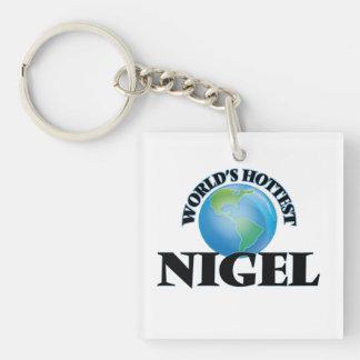 Nigel le plus chaud du monde porte-clé