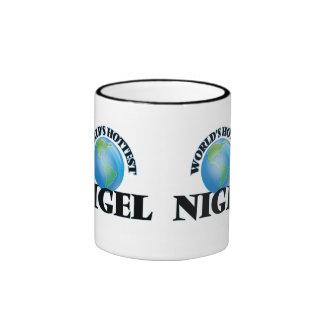 Nigel le plus chaud du monde mugs