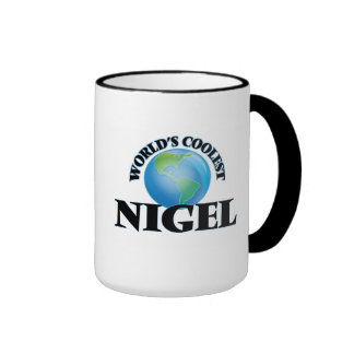 Nigel le plus frais du monde mug