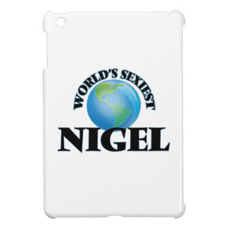 Nigel le plus sexy du monde coques iPad mini