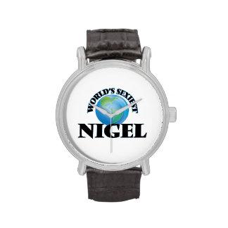 Nigel le plus sexy du monde montres bracelet