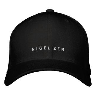 NIGEL ZEN HAT EMBROIDERED BASEBALL CAP