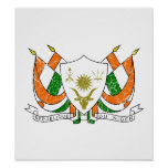 Niger Coat Of Arms Posters