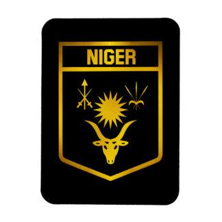 Niger Emblem Magnet