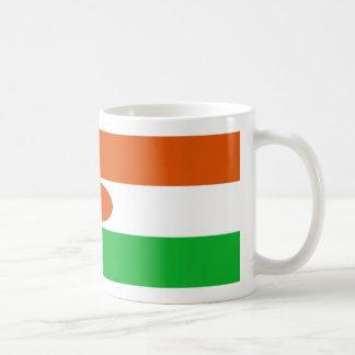 Niger Flag Coffee Mug