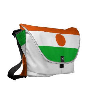 Niger Flag Commuter Bag