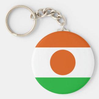 Niger Keychain