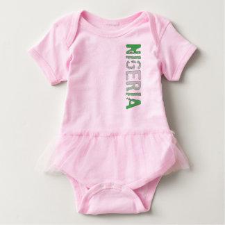 Nigeria Baby Bodysuit