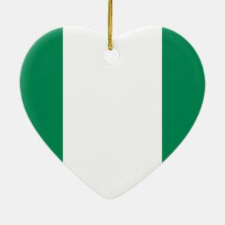 Nigeria Ceramic Ornament
