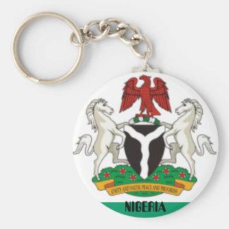 Nigeria_coa, NIGERIA Keychain