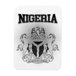 Nigeria Coat of Arms Magnet