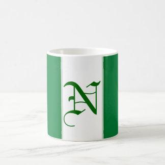 NIGERIA COFFEE MUG