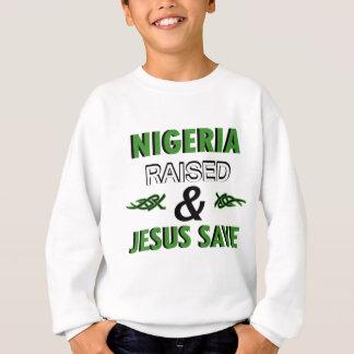 Nigeria design sweatshirt