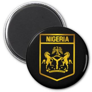 Nigeria Emblem Magnet