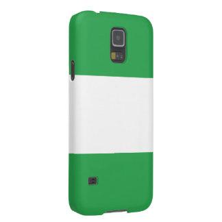 Nigeria Flag Galaxy S5 Case