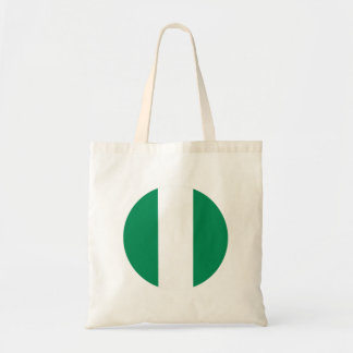Nigeria Flag Tote Bag