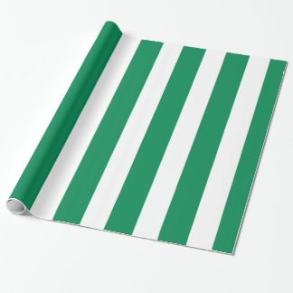 Nigeria Flag Wrapping Paper