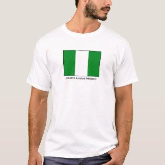Nigeria Lagos LDS Mission T-Shirt