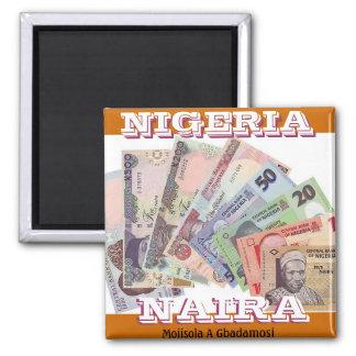 NIGERIA NAIRA (Mojisola A Gbadamosi) Magnet