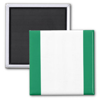Nigeria National World Flag Magnet