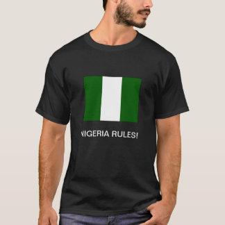 """NIGERIA RULES!' T-Shirt"