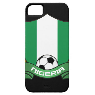 Nigeria Soccer iPhone 5 Cover