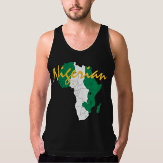 Nigeria Tank Top