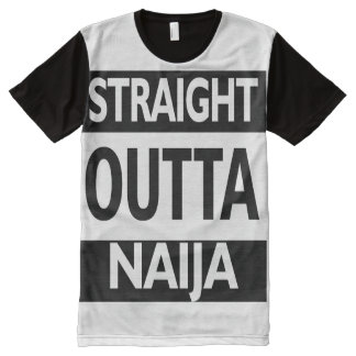 Nigerian designs All-Over-Print T-Shirt