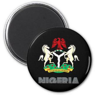 Nigerian Emblem Magnet