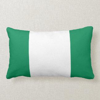 Nigerian flag pillow