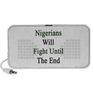 Nigerians Will Fight Until The End Travel Speaker