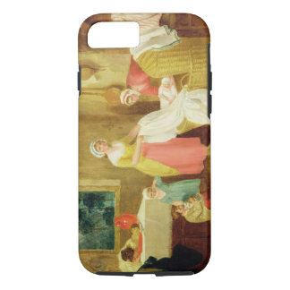 Night, 1799 (oil on canvas) (see 127218-220) iPhone 7 case