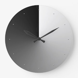 Night and Day Large Clock
