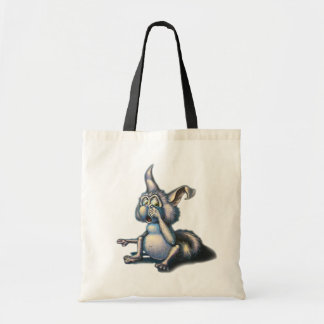 night animal tote bag