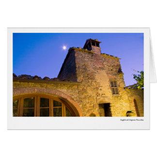 Night at Sogna Piccola Card