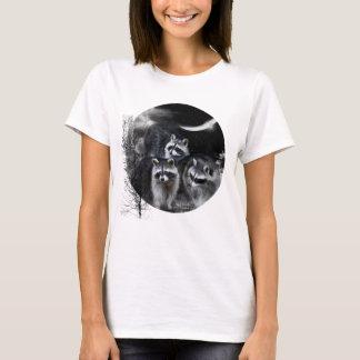 Night Bandits Art T-Shirt