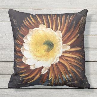 Night-blooming Cereus Pillow