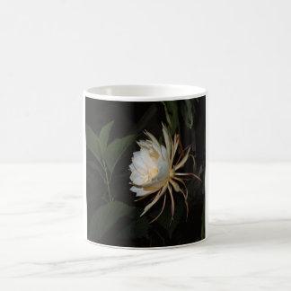 night blooming cereus sideview coffee mug