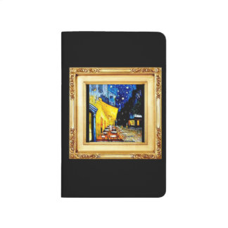 Night Cafe by Van Gogh Pocket Journal