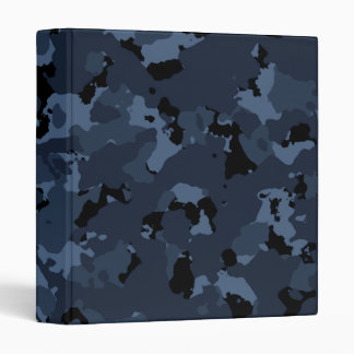 Night Camo Binders