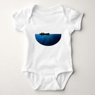 Night Canoe Baby Bodysuit