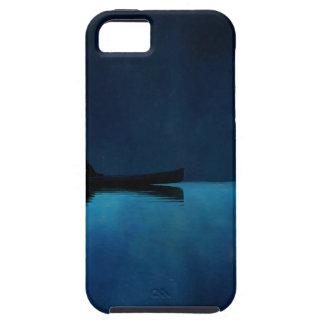 Night Canoe iPhone 5 Case