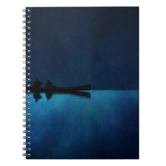 Night Canoe Notebook
